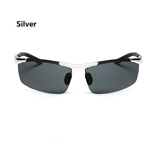 e599f58c78 Nuevo GR Aleación de aluminio y magnesio Gafas de sol polarizadas Gafas  deportivas Gafas de montar
