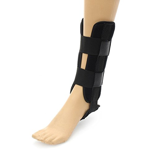 Ankle Brace Stabilizer for Ankle Rehab Program. Ankle Sprains