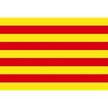 Amazon.com: Bandera de Cataluña 2 x 3 – Catalán Banderas ...