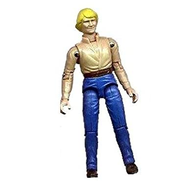 Dukes of Hazzard Bo Duke 1980's Action Figure: Toys & Games