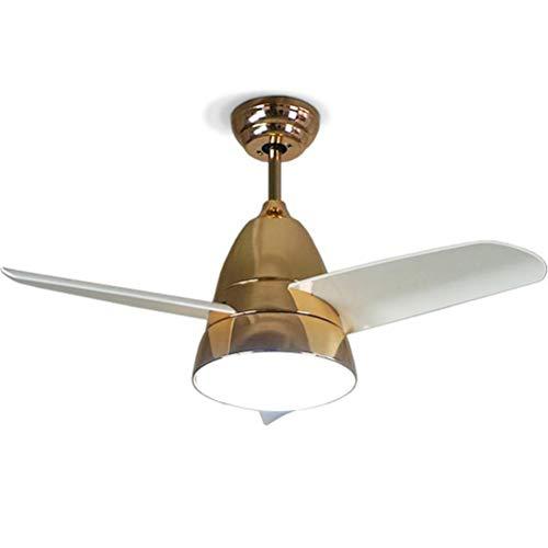 gold ceiling fan - 9