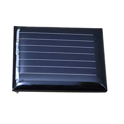AckfulDIY Mini 30x25MM 1V Power Solar Cells Solar Panels Accessories for Mini Solar Powered Car