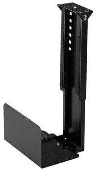CPU Holder, Fixed Mount, (2 3/4 - 5 1/4