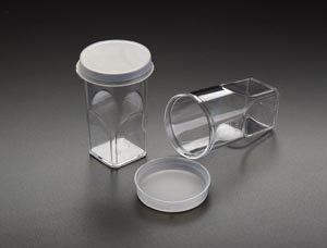 Simport V130-1 Polystyrene Sample Dilution Vial, Bulk Pack (Case of 1000)