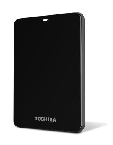 Toshiba Canvio 1.0 TB USB 3.0 Portable Hard Drive - HDTC6...