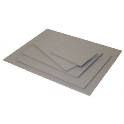 6 Pack 6'' x 8'' Gray Linoleum Block Unmounted (Product Catalog: Tools)