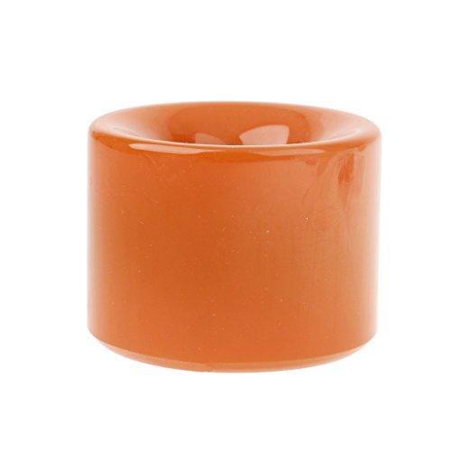 申し込むスペイン語作り【ノーブランド品】 9色 ソリッド クルーザー ロングボード スケートボード 高弾性 耐久性 PU ホイール  - オレンジ, サイズ:6センチメートルのx 4.5センチメートル/2.36in X 1.77in