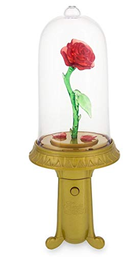 Disney Enchanted Rose Light-Up Spinner Beauty and The