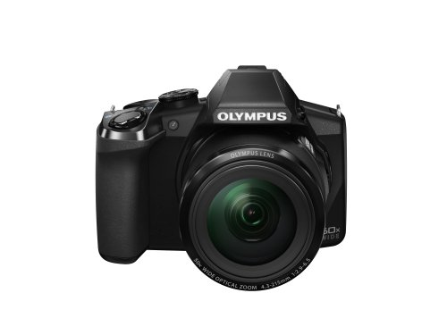 Olympus Stylus SP-100EE IHS 16 MP Digital Camera