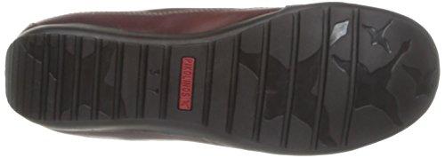 Pikolinos Lisboa 767 - Zapatos con cordones para mujer Arcilla