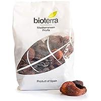 Bioterra, orejón albaricoque deshidratado y deshuesado bio, 8