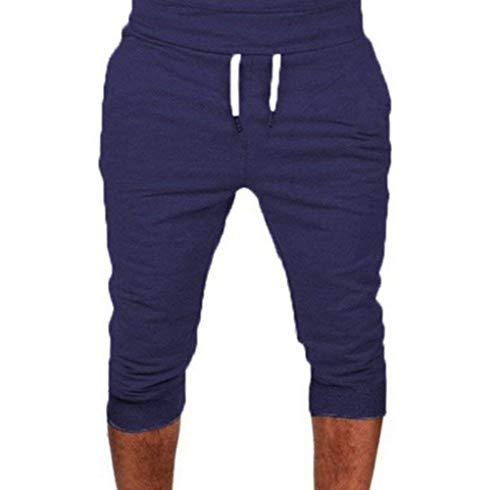Pantaloni Da 4 In Hulday Marine Stile Elastico Primavera Pantaloncini 3 Nen Casual Vita Coulisse Uomo Autunno Semplice Jogging ywm8N0vnO