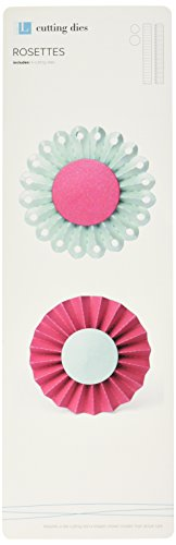 QUICKUTZ We R Memory Keepers Rosettes Cookie Cutter Die Set