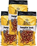 Cheap Eden Foods Organic Pumpkin Seeds Dry Roasted — 3 Bags