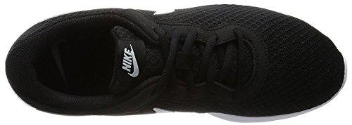 Nike Air Hommes Huarache Chaussures De Course, Noir Blanc / Orange Désert / Blanc
