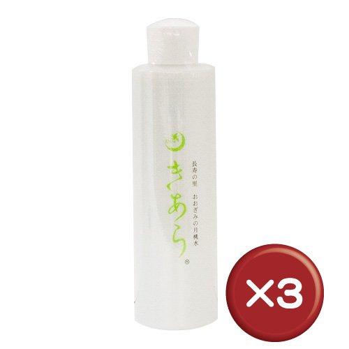 化粧水きあら(詰替え用) 200ml 3本セット B00B721TX2