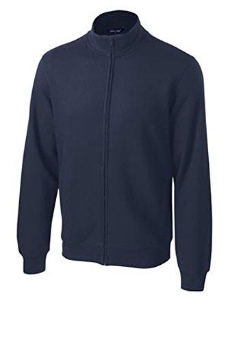 Sport Tek Full Zip Sweatshirt