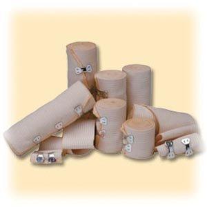 Medicom Elastic Bandages Size : 4 x 5 yards(10cm x 4.6m) AMD622(Box) by AMD -