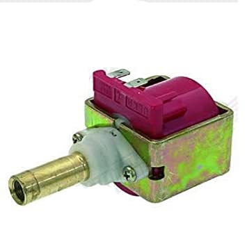 Vibratory máquina de café Bomba Ulka EX5 48 W 24 V 50/60Hz 16 bar