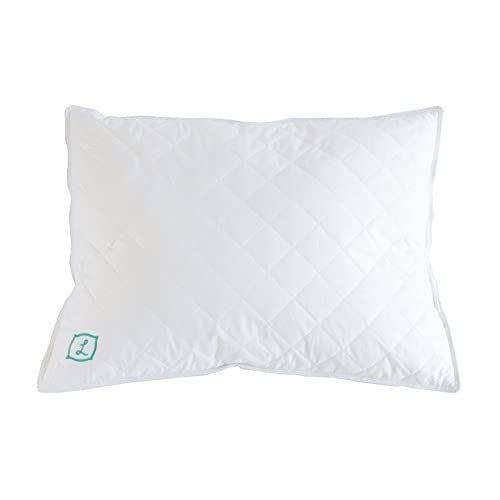 Hot L Pillows Luxury Bedding - Customized Pillow Thickness - Down Alternative Hypoallergenic Luxury Pillow 400 Thread Count 100% Cotton - Quilted - Normal Thickness for cheap