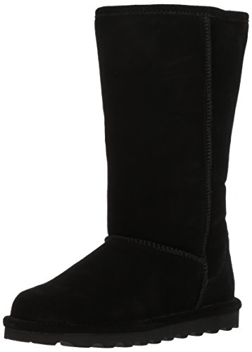 Fashion Black Tall Ii Boot Elle Women's BEARPAW qX0tOO