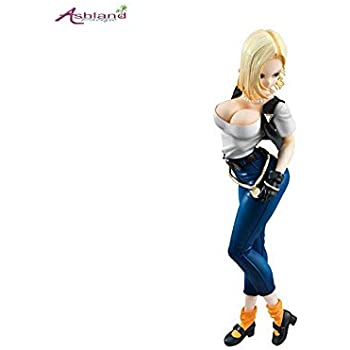 Amazon.com: Dragon Ball Z Android 18 Lazuli sexy 7.9 in de ...