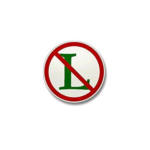 CafePress - NOEL (NO L Sign) Mini Button - 1