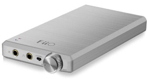 Fiio E12 DIY Limited Edition Portable AMP HeadPhone Slim Amplifier