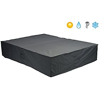 Patio Watcher Patio Furniture Cover Durable And Water Resistant Outdoor  Furniture Sets Cover With Secure Buckle