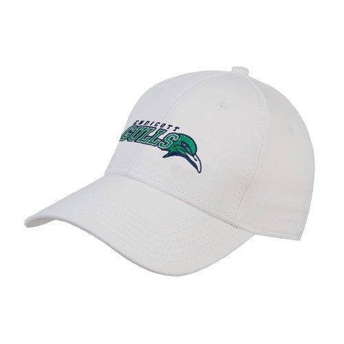 ノベルティ現実エレクトロニックエンディコットホワイトHeavyweight Twill Proスタイル帽子' Primaryマーク'