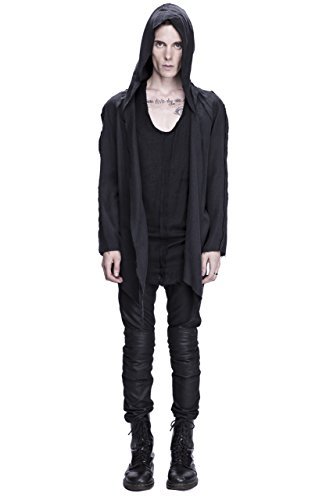 Unisex Washed Cotton Hoodie by Corvus + Crux