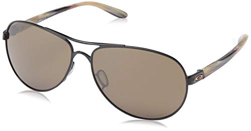 Oakley Women's Feedback Aviator Sunglasses, Polished for sale  Delivered anywhere in USA