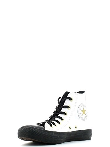 LEATHER HI Bianco CONVERSE STAR ALLA WHITE xwfnBtv0qA