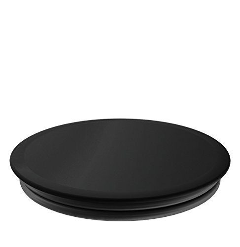 Large Product Image of PopSockets: Collapsible Grip & Stand for Phones and Tablets - Black