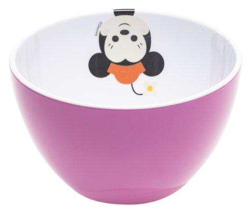 Zak Designs 2-Piece Minnie Mouse 2-Tone Bowl Set