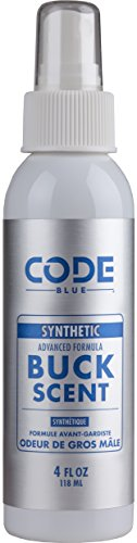 Code Blue Synthetic Buck Urine (4-Ounce) Code Blue Scrape Mate