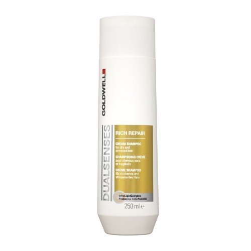 Price comparison product image Goldwell Dualsenses Rich Repair Cream Shampoo,  8.5 Ounce