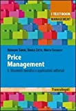 Price management: 2