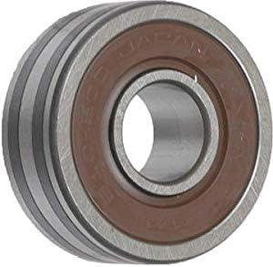 0.39 // 10mm ID 130-01104 New Bearing Premium Double Sealed B10-50D 0.43 // 11mm W 1.06 // 27mm OD Hitachi // 23721-AA080 Ball 10-1050-84//130-01147 23120-0M000 // 10-1050-84W