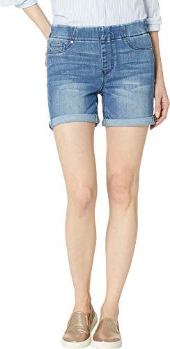 Liverpool Women's Chloe Pull-On Shorts w/Rolled Cuff Crestlake 12 5