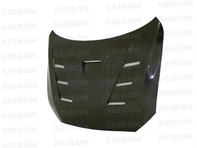 SEIBON 08-09 Lancer EVO X Carbon Fiber Hood TS Evo 8 Seibon Carbon Fiber