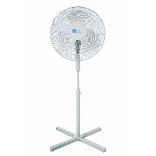 Living Accents FS40-8M Pedestal Fan 16