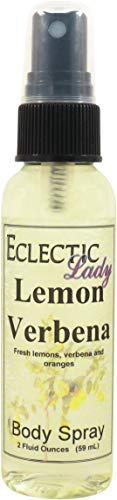 Lemon Verbena Body Spray, 2 ounces