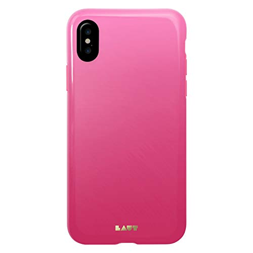 1ac5cfb804d LAUT Apple iPhone X Case Huex, Fade Pink - Thermoplastic Polyurethane  Material