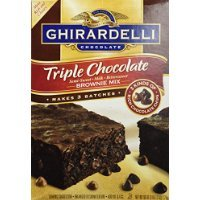 Ghirardelli Triple Chocolate Brownie Mix (Makes 3 Batches, 60 OZ box) Thank you for using our service GIP Super Market