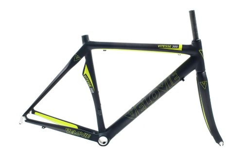 VeloVie Vitesse 300 Carbon Axis Road Bicycle Frame and Fork Set