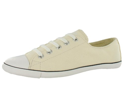 24941f69c180 Converse Women s All Star Chuck Taylor Light Ox Casual Shoe White ...