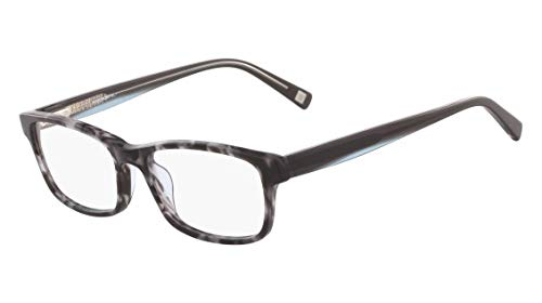 Óculos Marchon Nyc M-Cornelia 005 Tartaruga Cinza Lente Tam 52