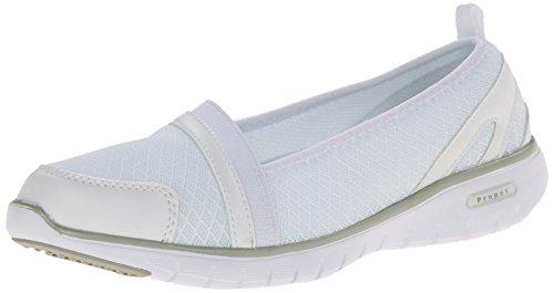 Propet Women's TravelLite SN Walking Shoe White qvYAW3D