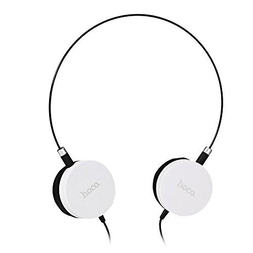 Globalshoopp Wired 3.5MM Headset Headphones HOCO W3 Colorful Stereo